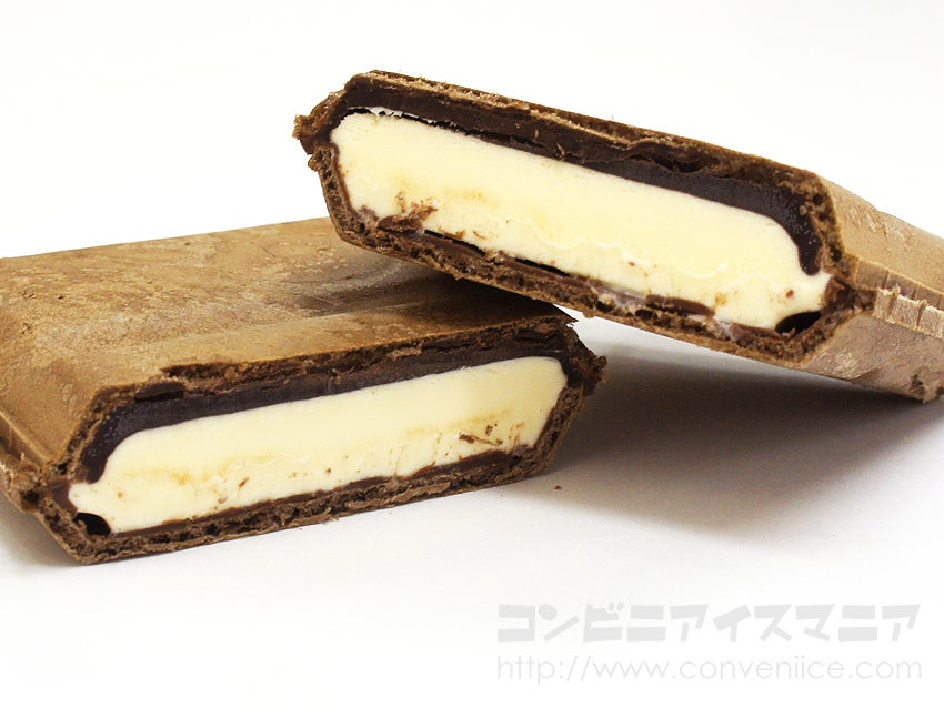 セブンプレミアム チョコレート&バニラモナカ
