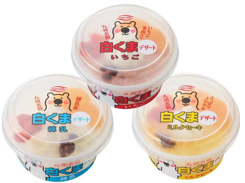 丸永製菓 白くまデザート