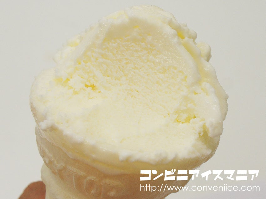 松崎冷菓工業 塩二郎 塩バニラコーン