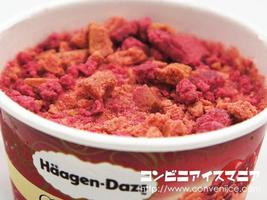 ハーゲンダッツ Decorations(デコレーションズ) チーズベリークッキー