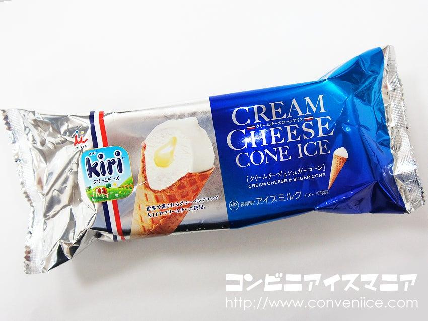 井村屋 [ kiri ] クリームチーズコーンアイス