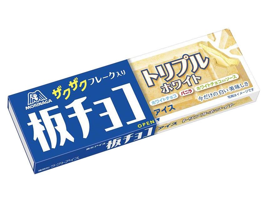 森永製菓 板チョコアイス<トリプルホワイト>