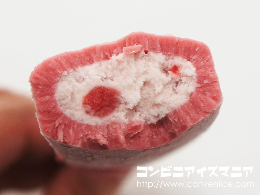 グリコ Cajuco(カジュコ) 濃厚苺