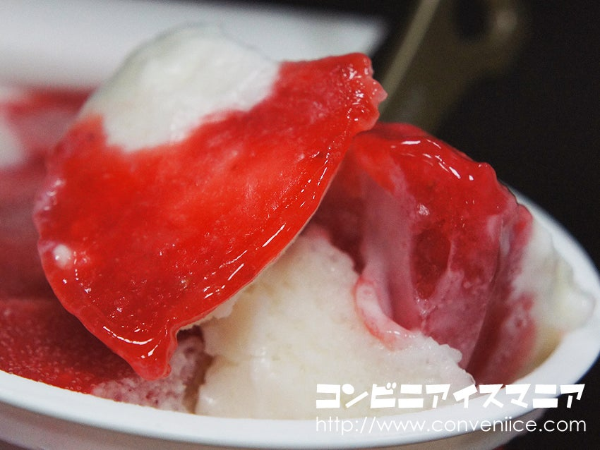 セブンプレミアム いちご練乳氷