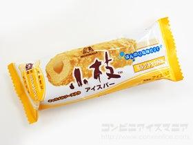 森永製菓 小枝アイスバー ミルクキャラメル味