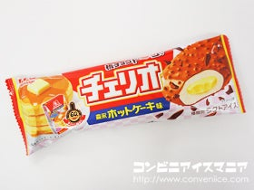 森永乳業 チェリオ 森永ホットケーキ味