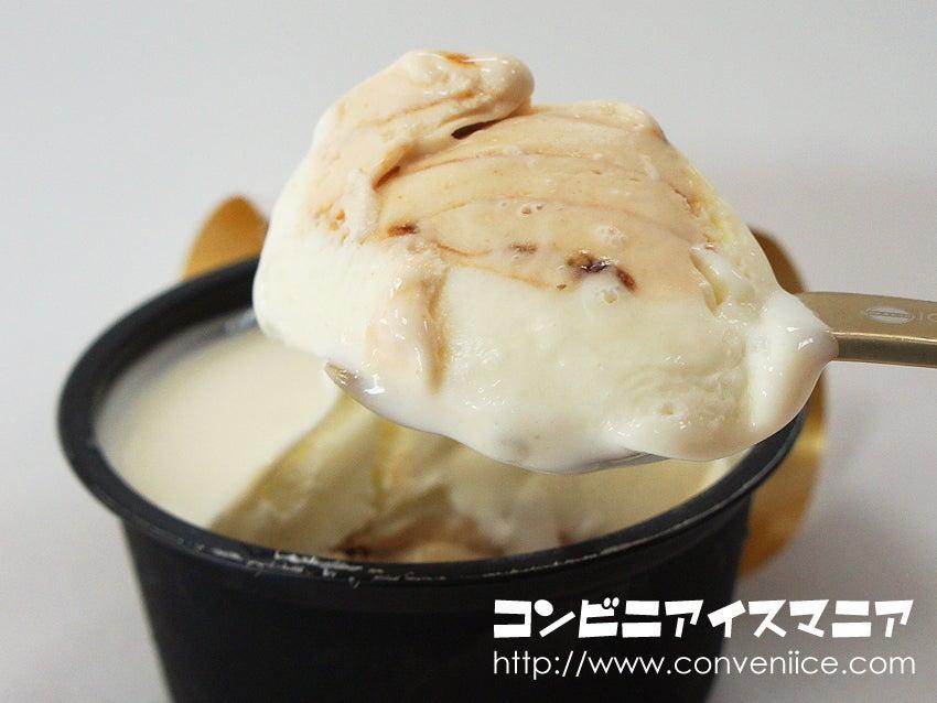 ロッテ kiri 濃厚クリームチーズアイス きなこ&黒みつ