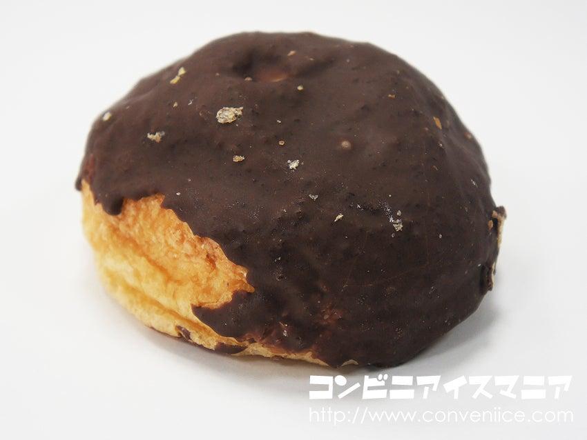 ファミリーマートコレクション 北海道ミルクのチョコがけシューアイス