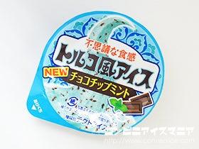 ロッテ トルコ風アイス チョコチップミント