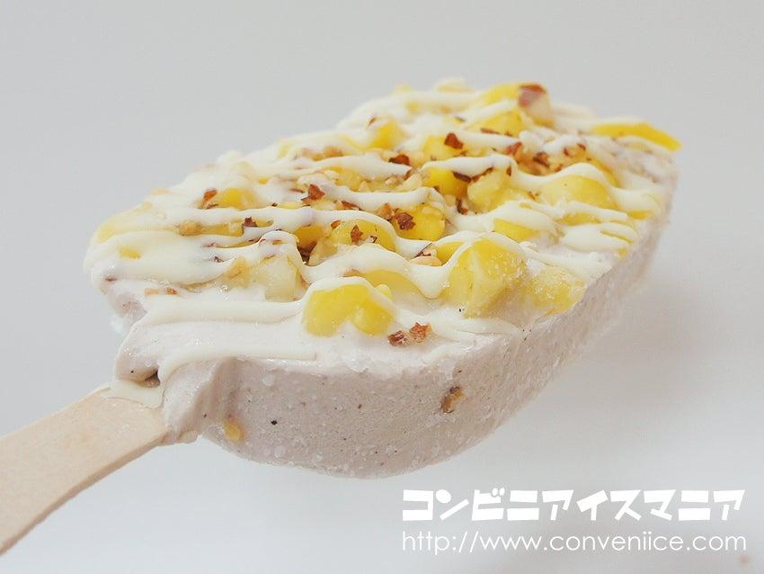 ミニストップ 贅沢な栗アイス