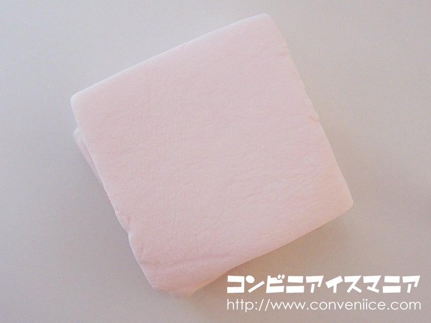 赤城乳業 マシュマロアイスでしゅ。 いちご味