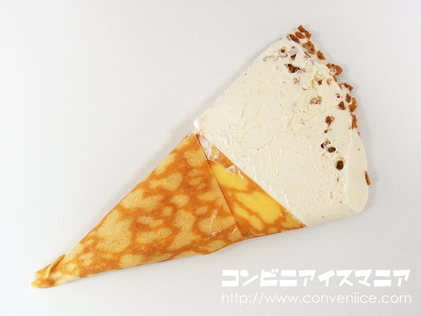 森永製菓 クレープ ラムレーズン
