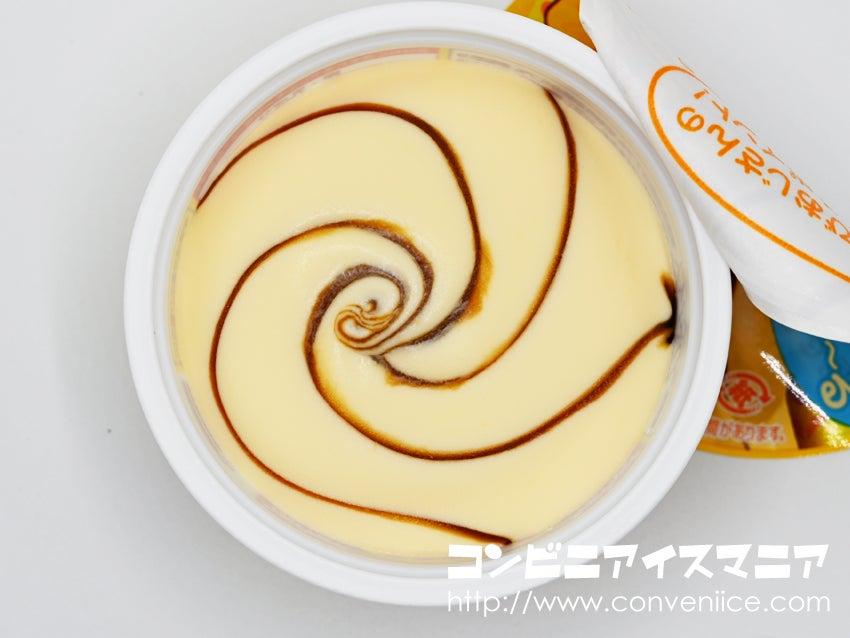 ロッテ トルコ風アイス カスタードプリン
