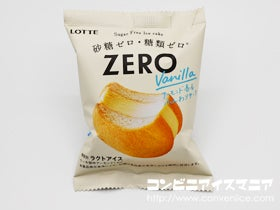 ロッテ ZERO アイスケーキ