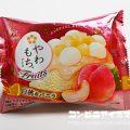 井村屋 やわもちアイス Fruits 白桃&バニラ
