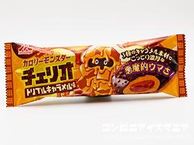 森永乳業 チェリオ トリプルキャラメル味