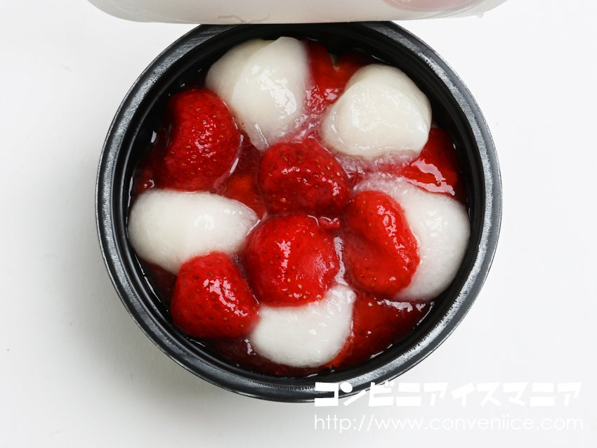 井村屋 やわもちアイス Fruits(フルーツ) ストロベリー&ショコラ