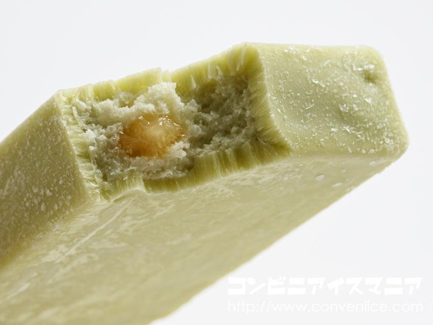 赤城乳業 ガリガリ君リッチ ピスタチオ味