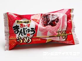 丸永製菓 あいすまんじゅう うめ