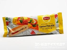 赤城乳業 リプトンティーアイス フルーツインティー味