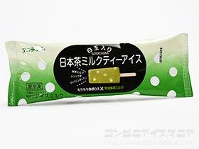 アンデイコ 日本茶ミルクティーアイス