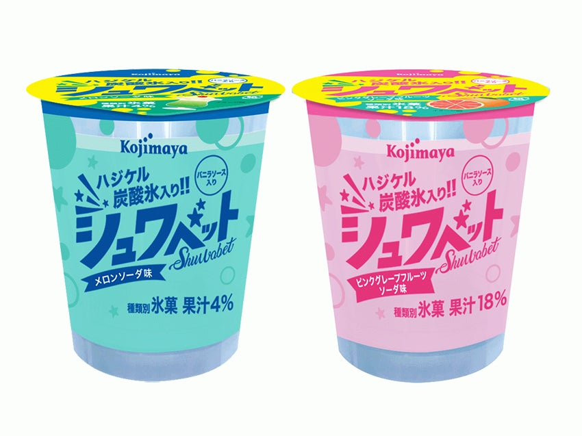 小島屋乳業製菓 シュワベット