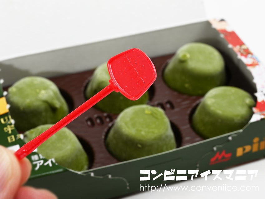 森永乳業 ピノ 宇治抹茶~あずき仕立て~