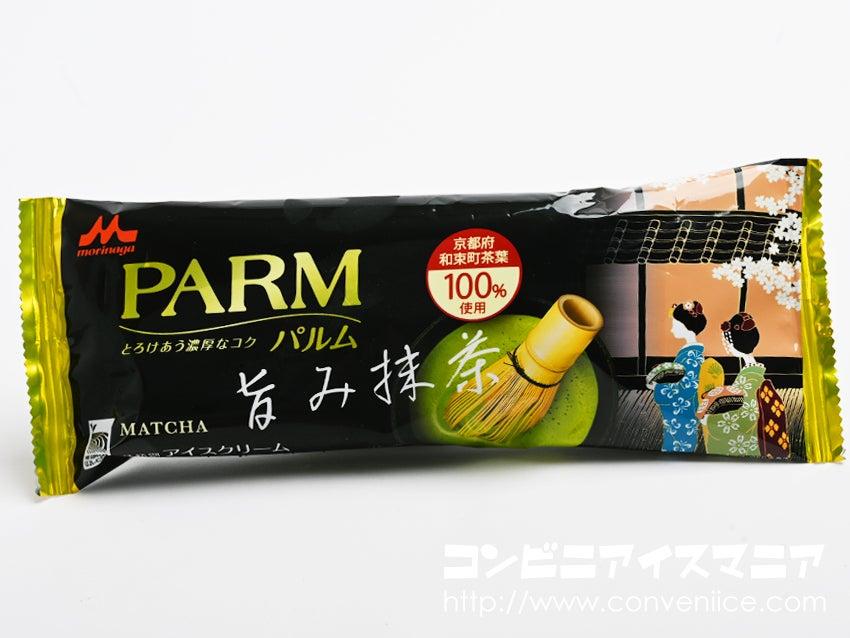 森永乳業 PARM(パルム) 旨み抹茶