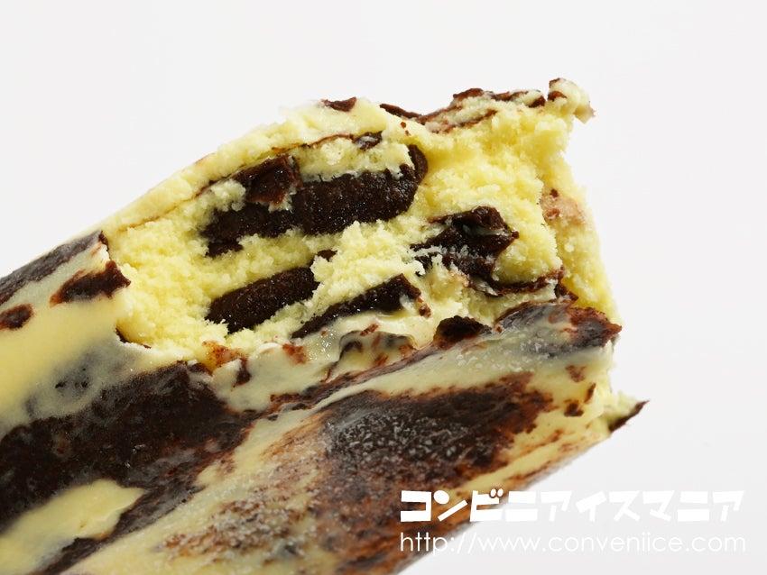 明治 THEザクザクアイスバー チョコバナナ味