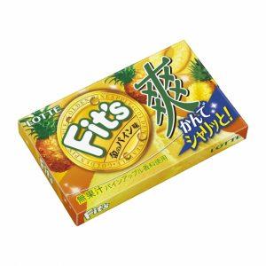 Fit's<爽 金のパイン味>