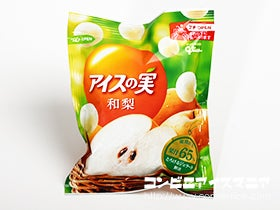 グリコ アイスの実 和梨