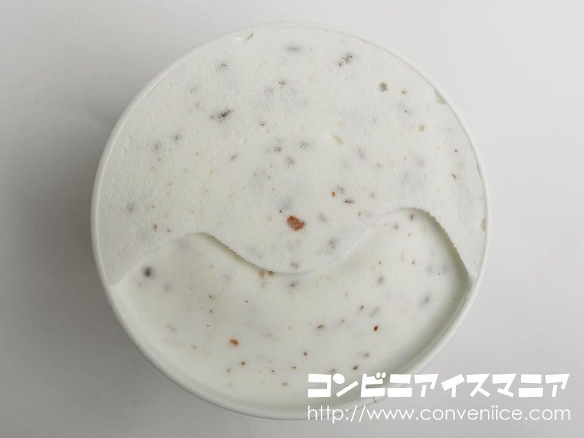 明治エッセル スーパーカップ 白いチョコミント