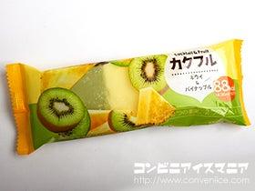 赤城乳業 カクフル キウイ&パイナップル