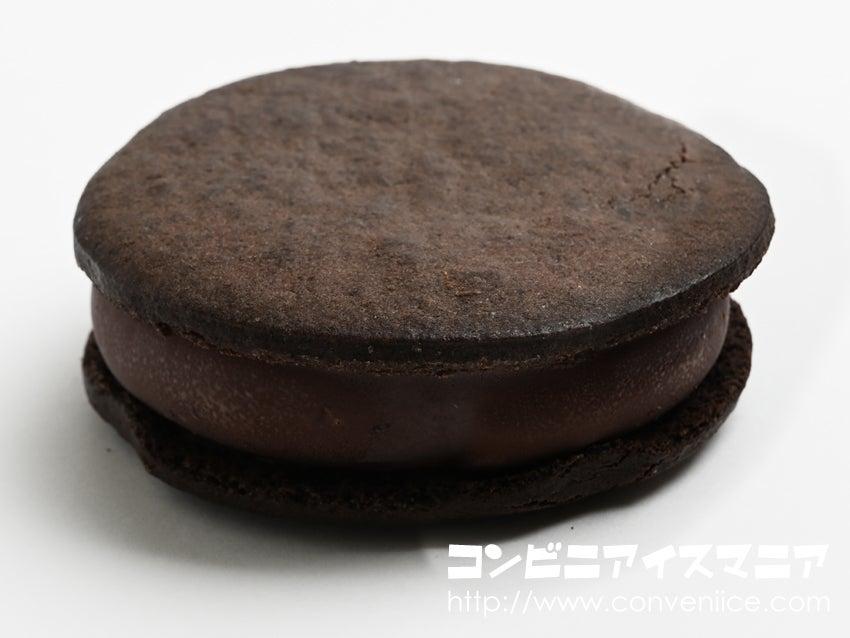 グリコ ガトーショコラ クッキーサンドアイス