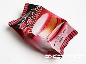 赤城乳業 フランボワーズマカロン アイス