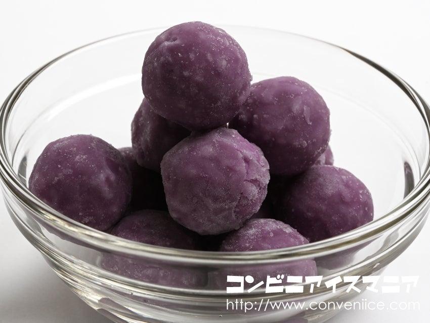 グリコ アイスの実 紫いも