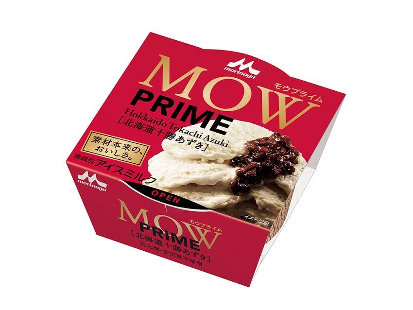 森永乳業 MOW PRIME(モウ プライム) 北海道十勝あずき