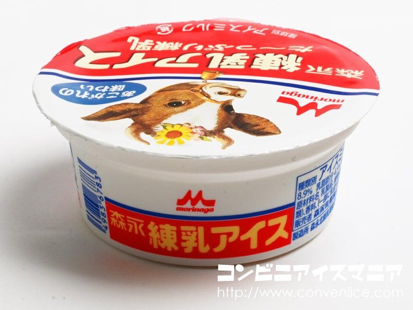 森永乳業 練乳アイス た~っぷり練乳