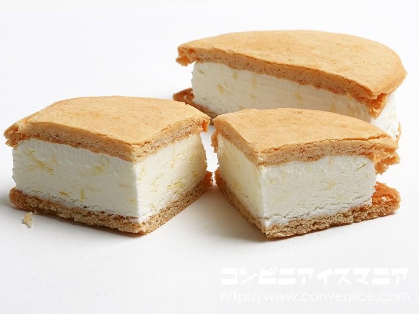 森永乳業 白い恋人サンドアイス