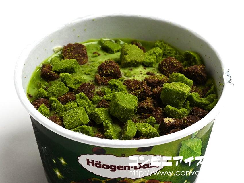 ハーゲンダッツ Decorations(デコレーションズ) 抹茶チョコレートクッキー