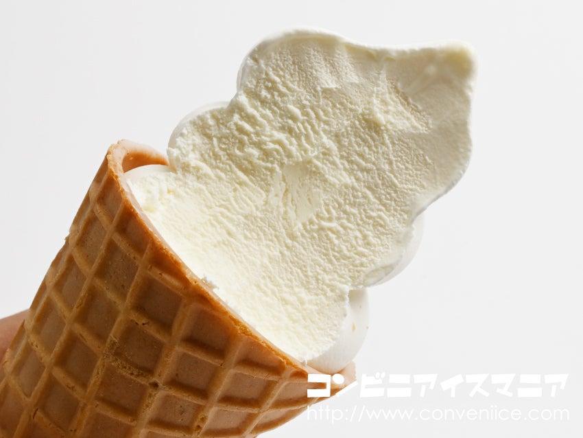 金のアイス ワッフルコーン ミルクバニラ