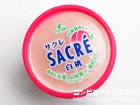 フタバ食品 サクレ 白桃