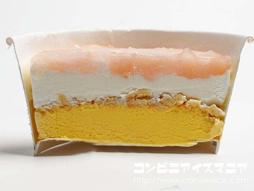 明治エッセル スーパーカップ Sweet's 白桃のタルト