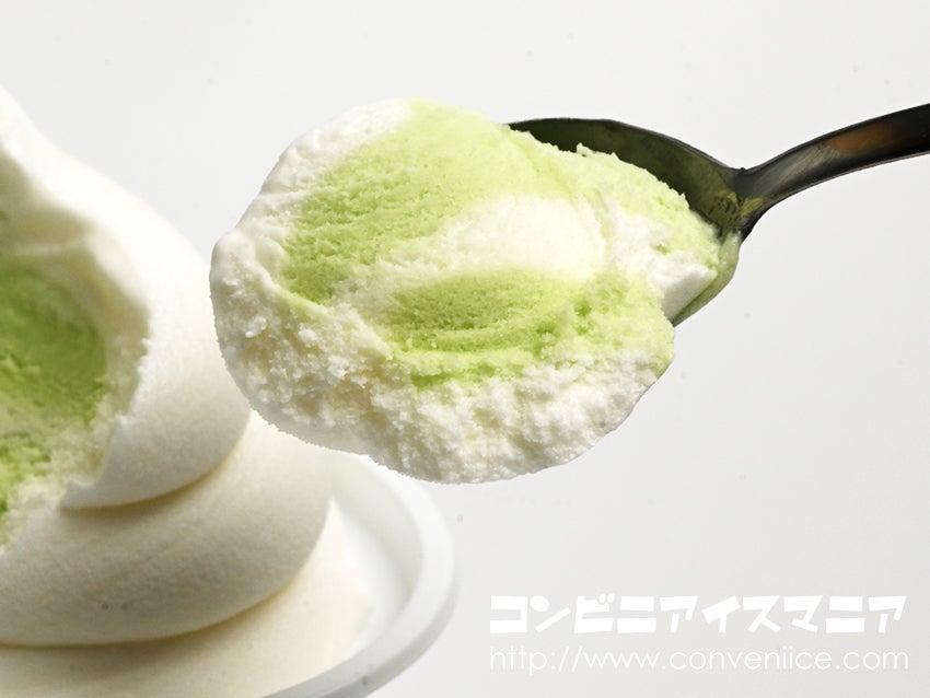 セイカ食品 南国白くま練乳ソフト メロン味