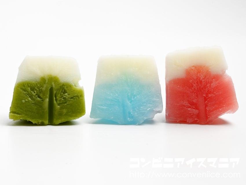 井村屋 富士三景アイス