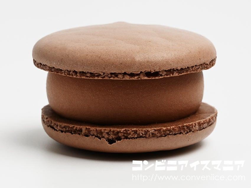 赤城乳業 チョコレートマカロン アイス